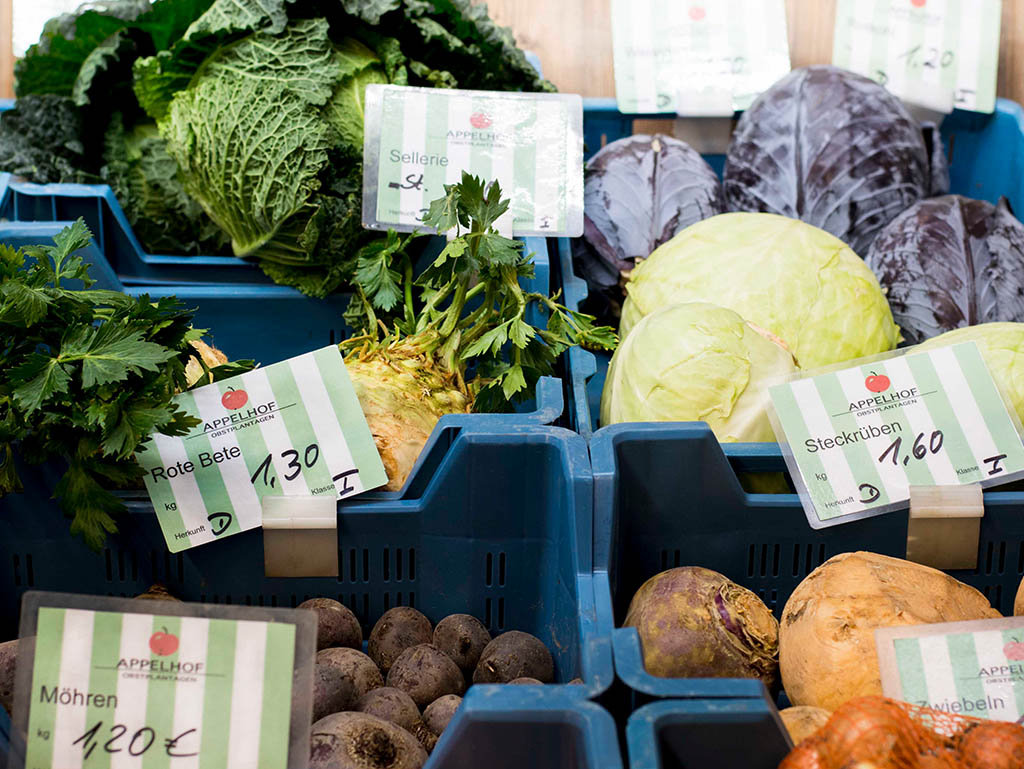 Gemüseverkauf Appelhof
