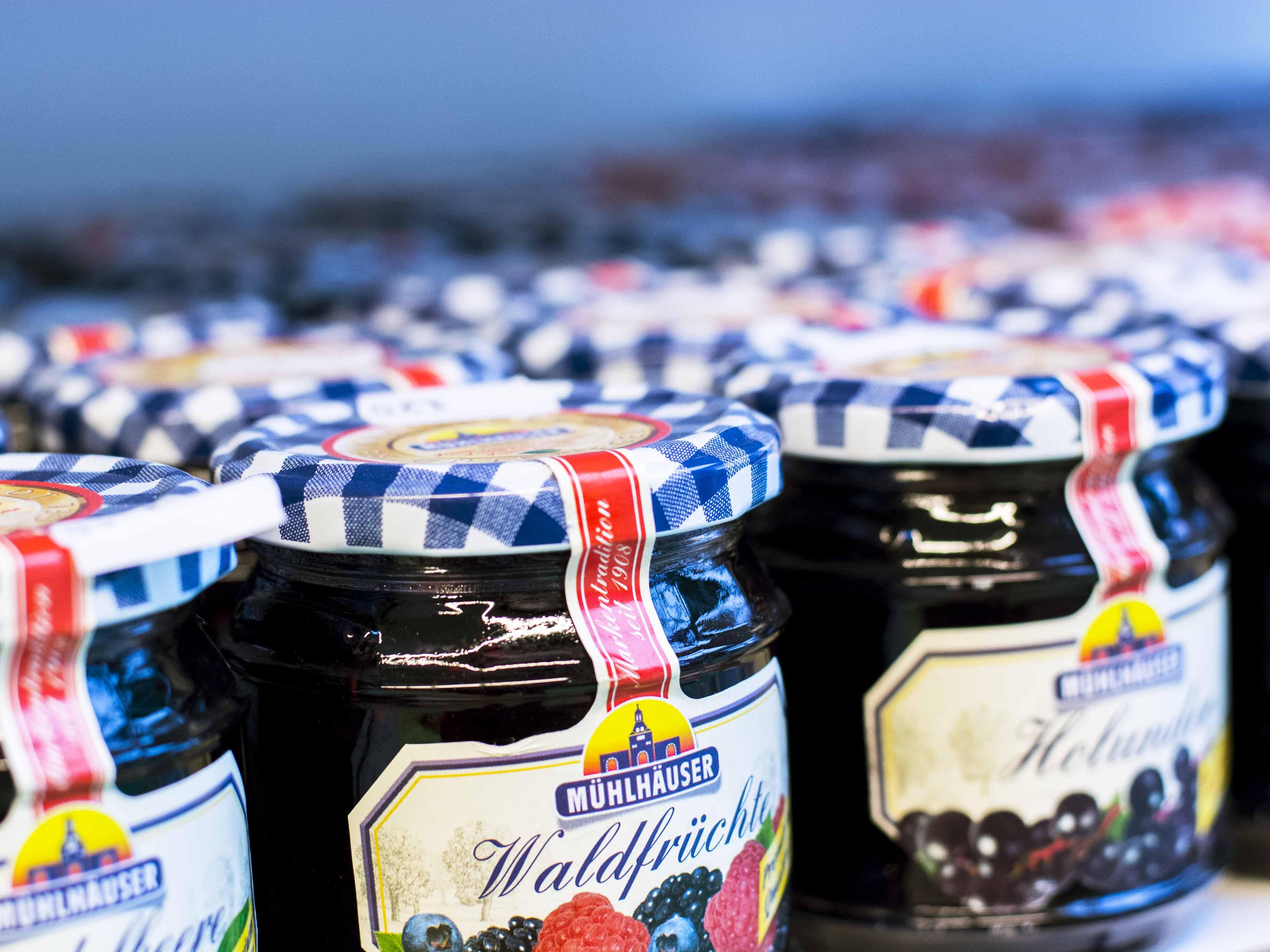 Appelhof Marmeladen Verkauf