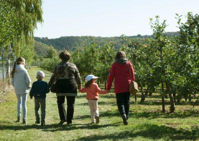 Familienausflug zum Appelhof