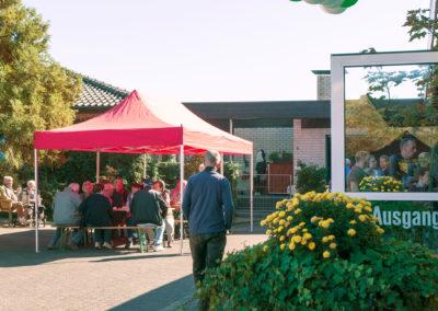 Rotes-zelt Apfelfest Appelhof